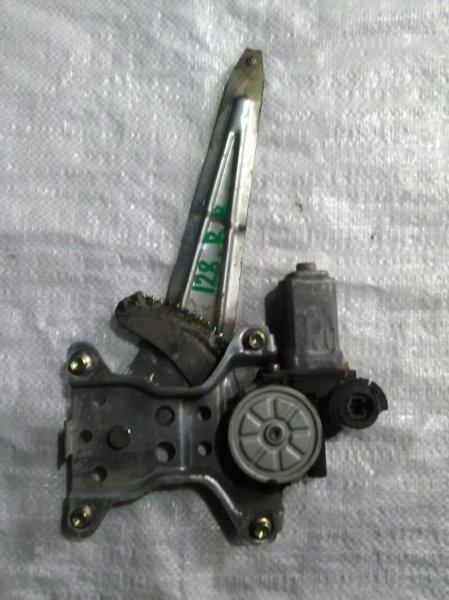 Стеклоподъемник Toyota Funcargo NCP20 2NZ-FE 2000 задний правый