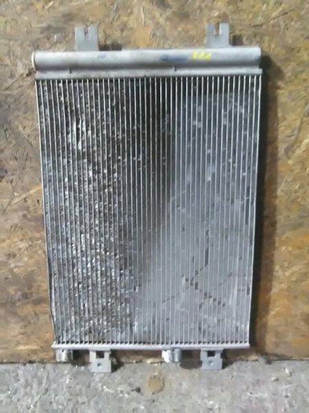 Радиатор кондиционера Renault Duster HSA K4MA606 2013