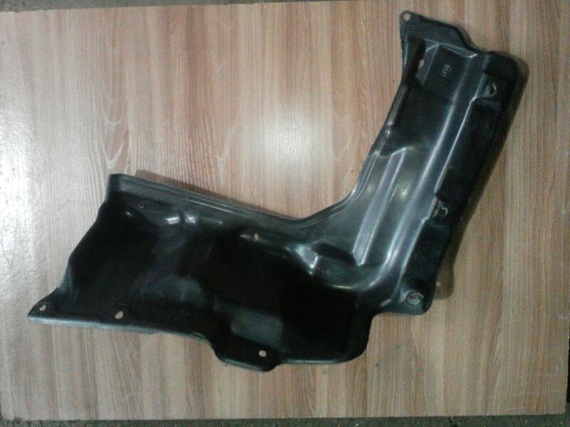Защита двигателя Toyota Corolla Fielder ZZE122 1ZZ-FE 2005 передняя правая