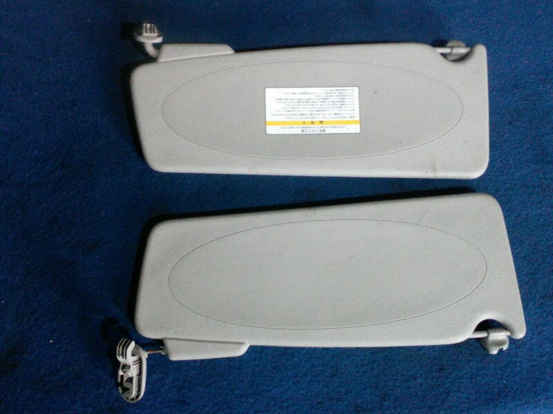 Козырек солнцезащитный Nissan Nv200 VM20 HR16DE 2009