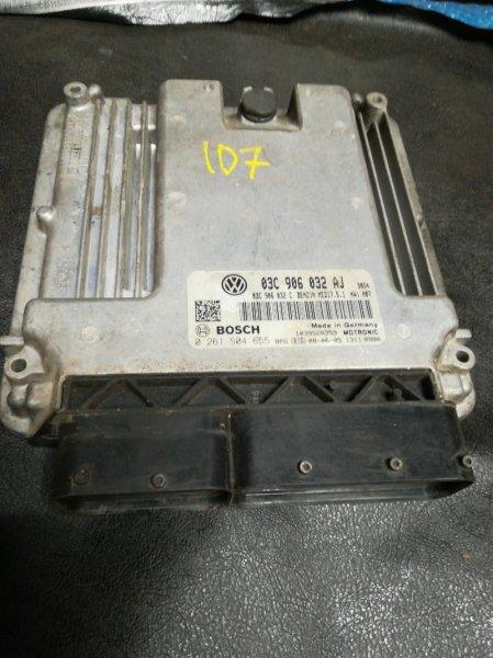 Блок управления двигателем Volkswagen Tiguan 5N1 CAVA 2008