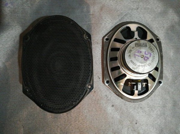 Динамик Ford Fusion CBK FXJA 2008 задний