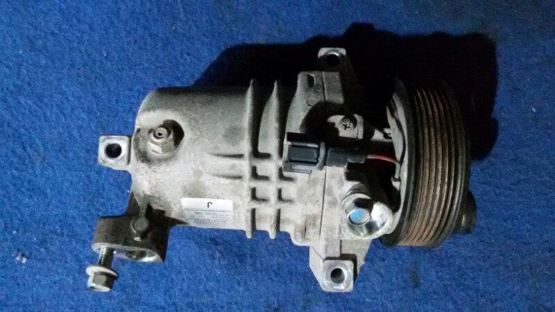 Компрессор кондиционера Nissan Nv200 VM20 HR16DE 2009