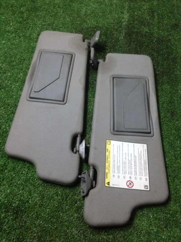 Козырек солнцезащитный Chevrolet Lacetti J200 F14D3 2012