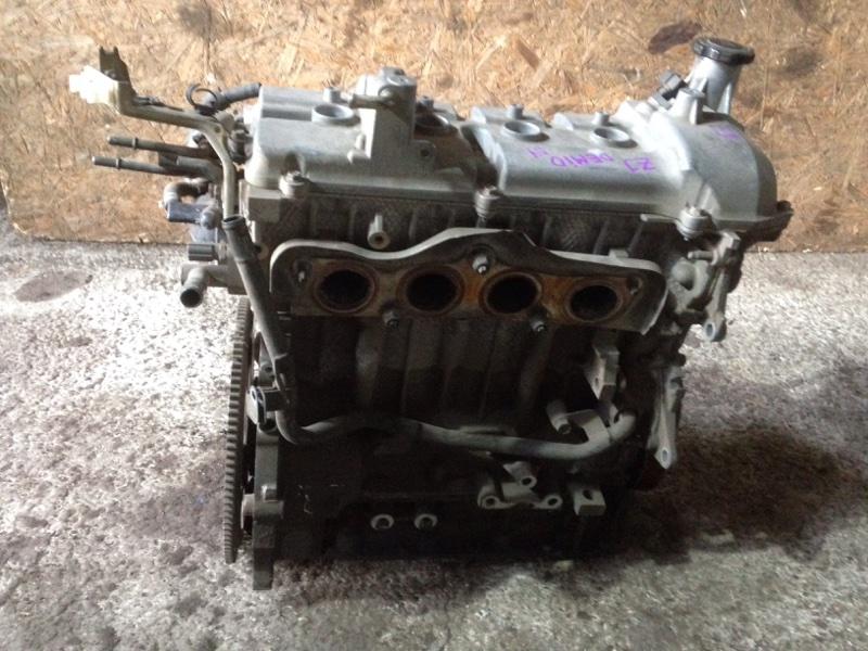 Двигатель Mazda Demio DY3W ZJ 2003