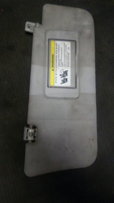 Козырек солнцезащитный Mercedes-Benz Ml 500 W164 113.964 2005 правый