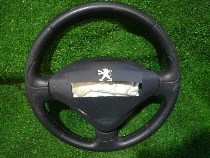 Руль Peugeot 207 WC ET3J4 2010