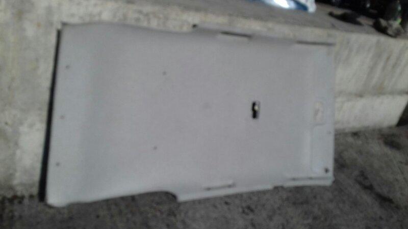 Обшивка крыши Toyota Corolla Fielder ZZE122 1ZZ-FE 2005