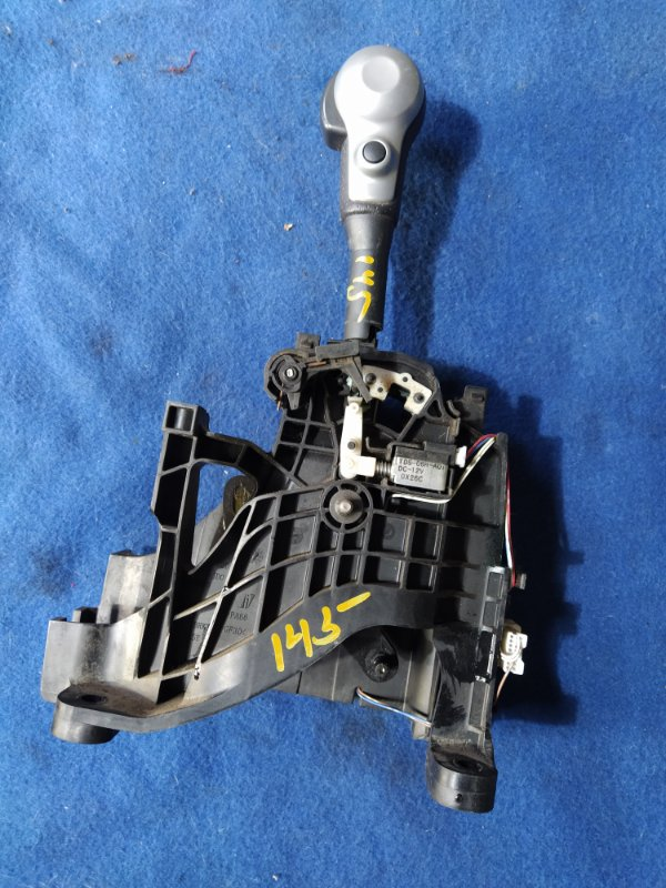 Рычаг переключения кпп Nissan X-Trail NT31 MR20 2011
