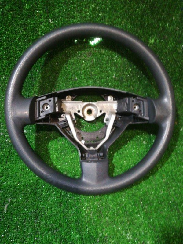 Руль Suzuki Swift ZC71S K12B 2009