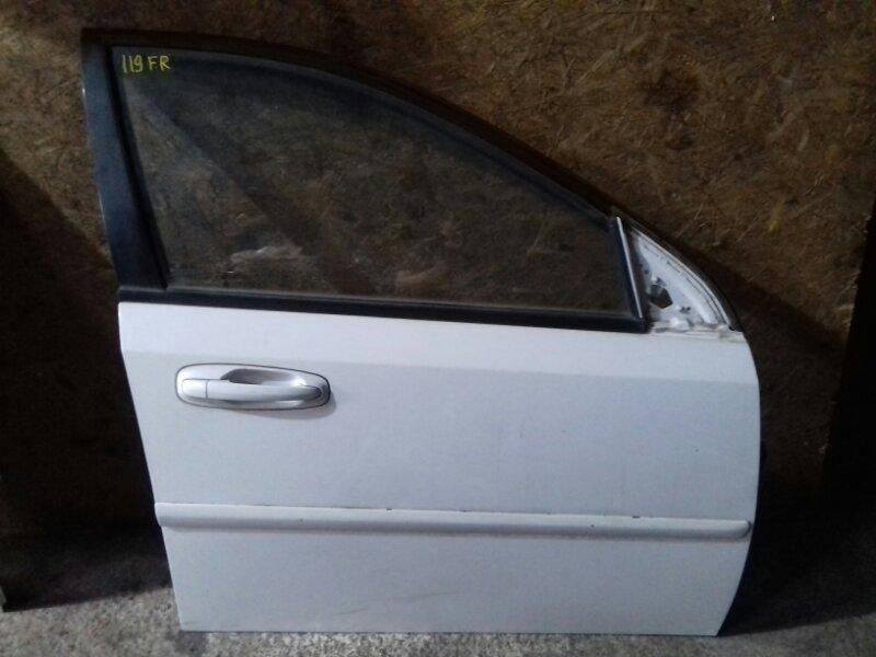 Дверь Chevrolet Lacetti J200 F14D3 2012 передняя правая
