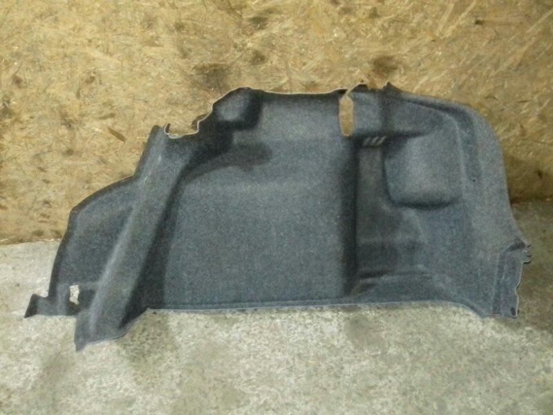 Обшивка багажника Volkswagen Polo 2013 задняя правая