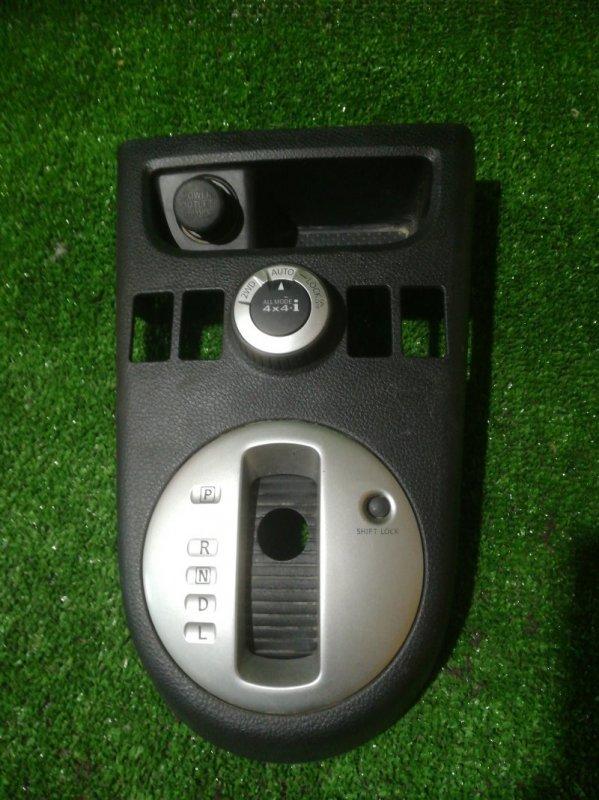 Пластик салона Nissan X-Trail NT31 MR20 2011