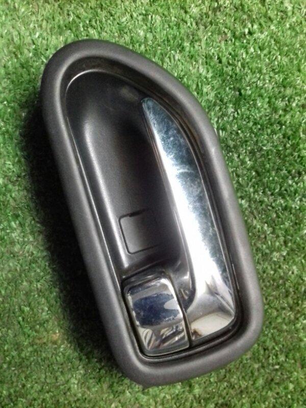 Ручка двери внутренняя Nissan X-Trail NT31 MR20 2011 задняя левая