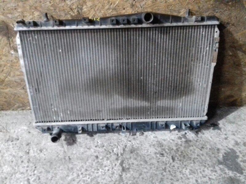 Радиатор двс Chevrolet Lacetti J200 F14D3 2012