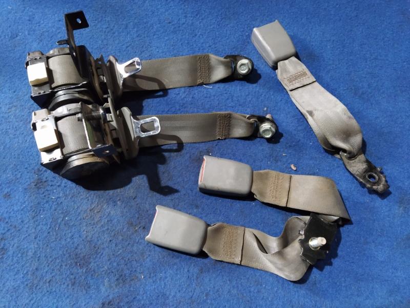 Ремень безопасности Chevrolet Lacetti J200 F14D3 2012 задний