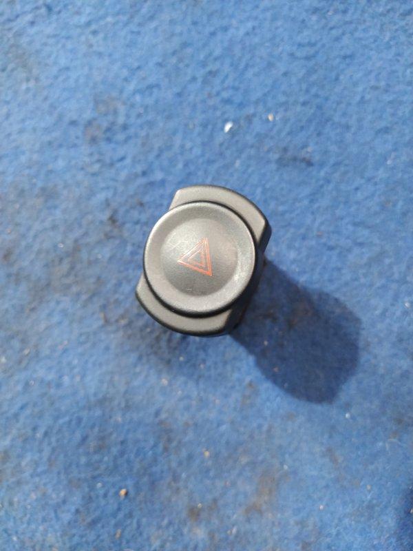 Кнопка аварийной сигнализации Renault Sandero Stepway BS11 K7MF710 2013
