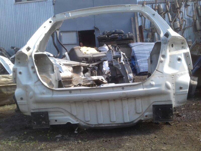 Панель кузова задняя Chevrolet Lacetti J200 F14D3 2012