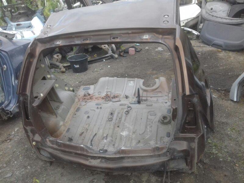 Панель кузова задняя Renault Sandero Stepway BS11 K7MF710 2013