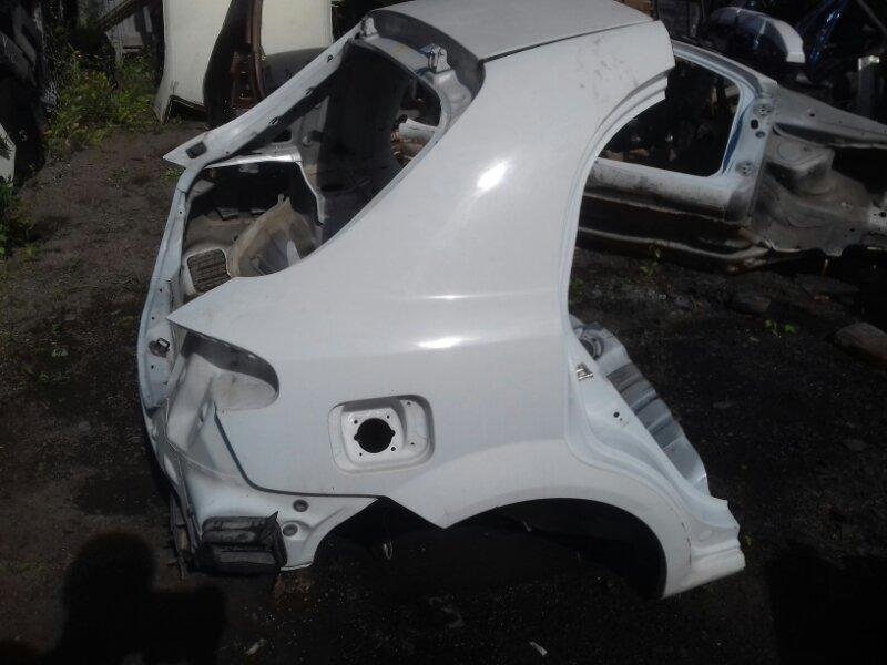 Крыло Chevrolet Lacetti J200 F14D3 2012 заднее правое