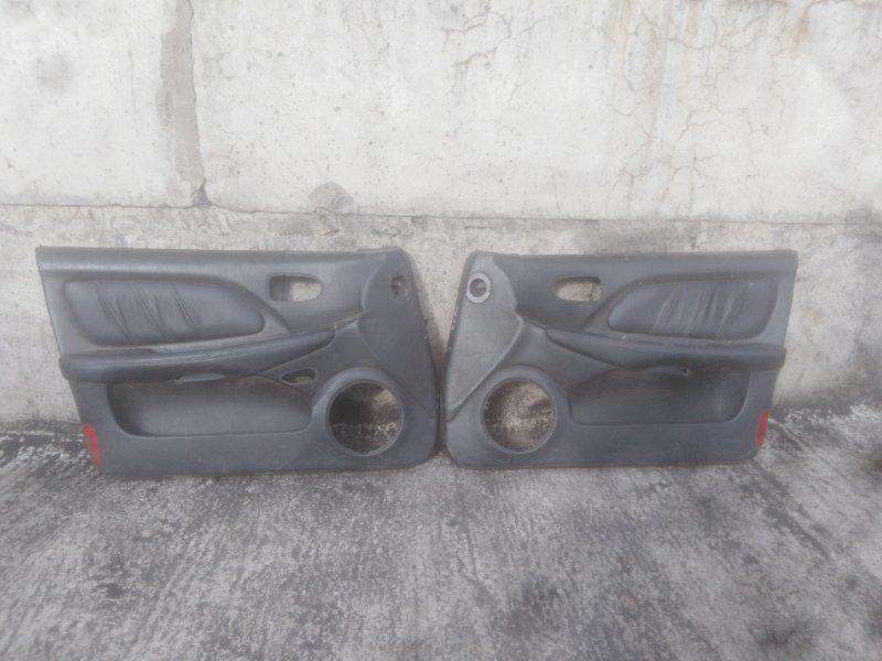 Обшивка двери Hyundai Sonata EF G6BA 2007