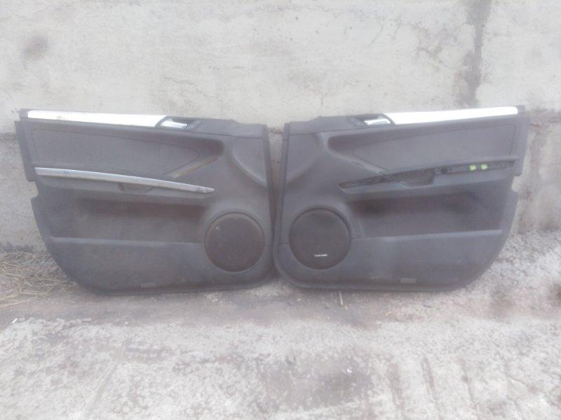 Обшивка двери Mercedes-Benz Ml 500 W164 113.964 2005