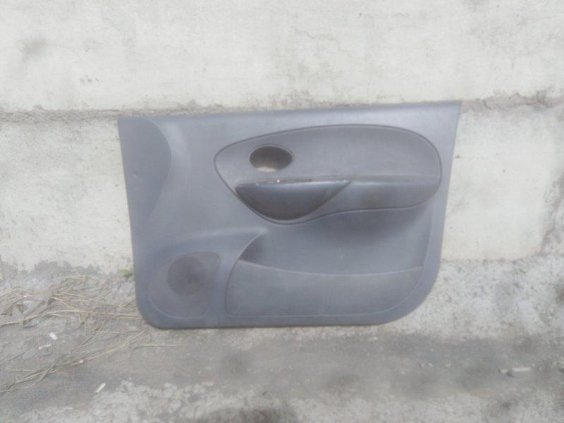 Обшивка двери Daewoo Matiz KLYA B10S1 2012
