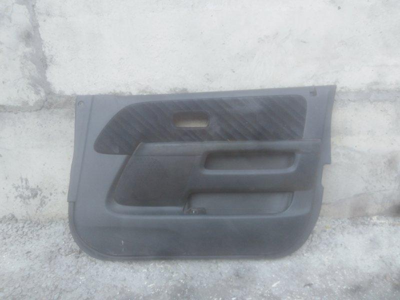 Обшивка двери Honda Cr-V RD5 K20A 2005
