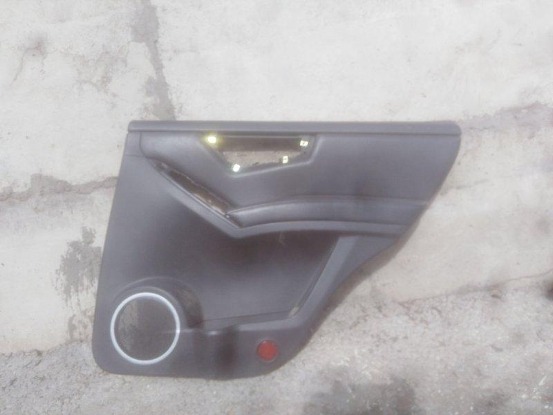Обшивка двери Lifan X60 215800 LFB479Q 2015 задняя левая
