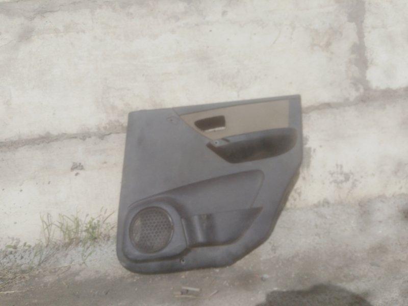Обшивка двери Uaz Patriot 3163 409050 2013 задняя правая