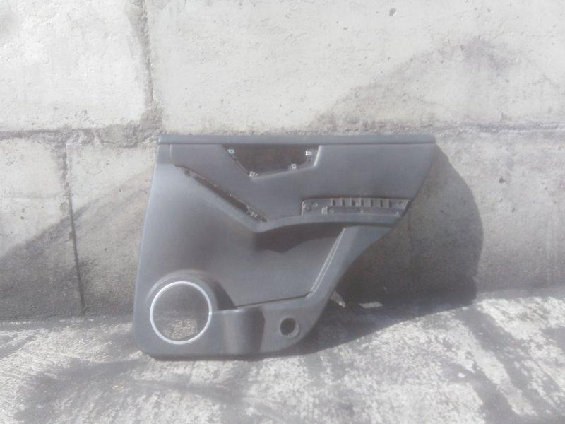 Обшивка двери Lifan X60 215800 LFB479Q 2015 задняя правая