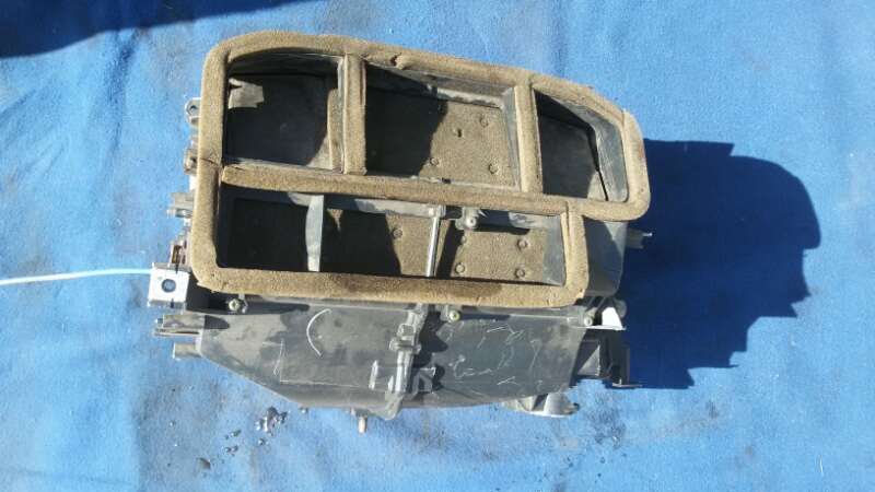 Корпус печки Honda Cr-V RD5 K20A 2001