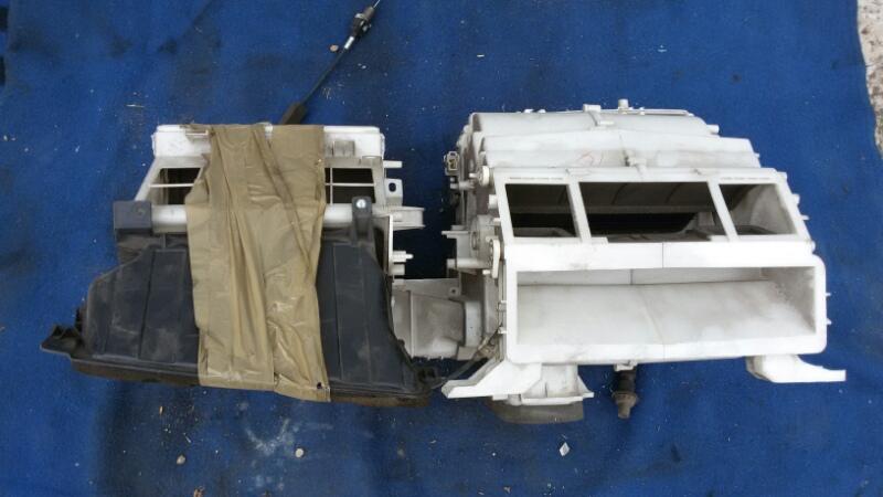 Корпус печки Mitsubishi Lancer X CY 4A92 2012