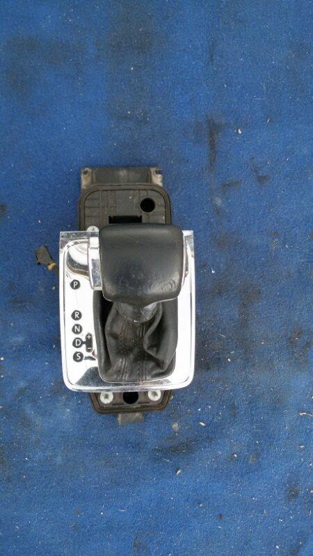 Рычаг переключения кпп Volkswagen Passat B6 3C2 BVY 2006
