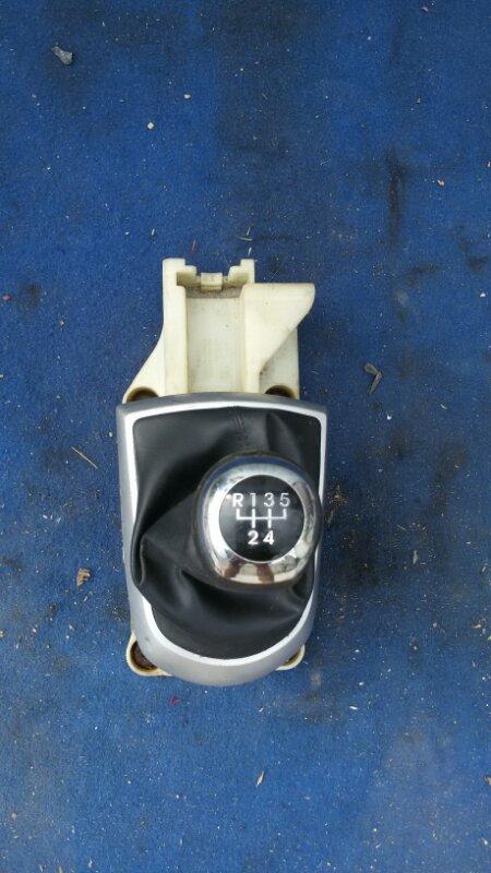 Рычаг переключения кпп Hyundai Solaris RB G4FC 2012