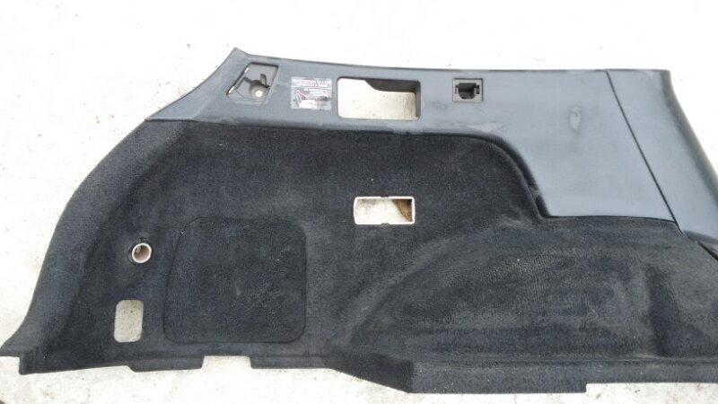 Обшивка багажника Infiniti Fx35 S50 VQ35DE 2004 задняя левая