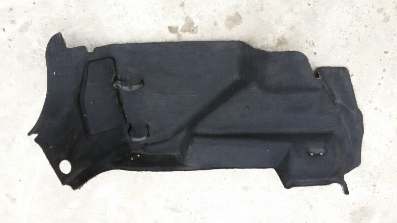 Обшивка багажника Ford Mondeo Iv BD AOBA 2009 задняя левая