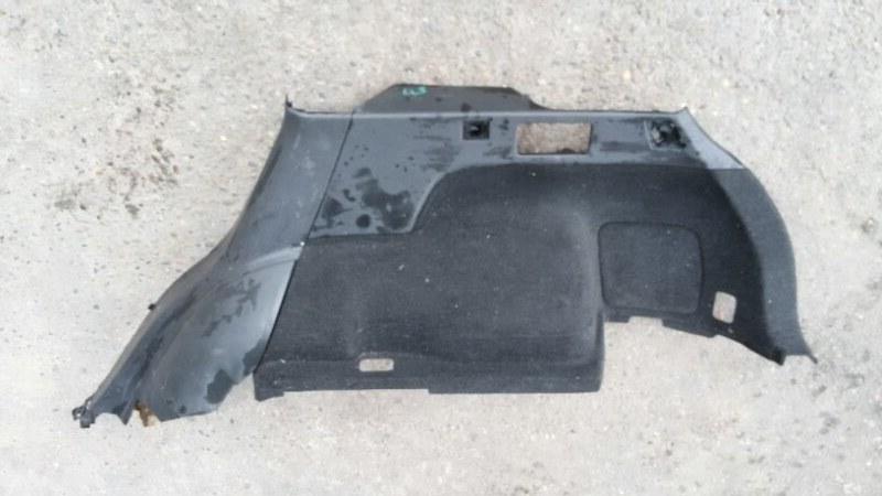 Обшивка багажника Infiniti Fx35 S50 VQ35DE 2004 задняя правая