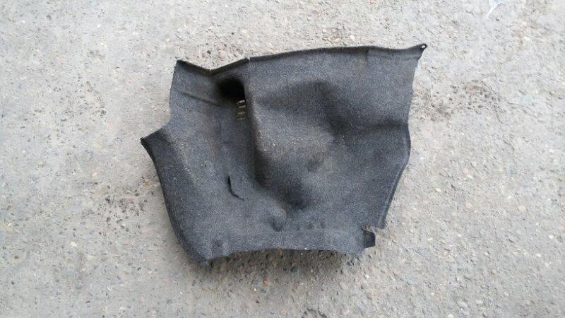 Обшивка багажника Chevrolet Aveo T200 F14D3 2007 задняя правая