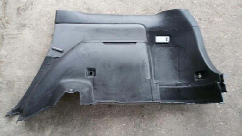 Обшивка багажника Mitsubishi Lancer X CY 4A92 2012 задняя правая