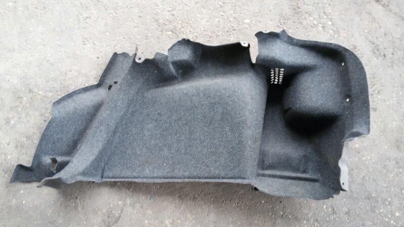 Обшивка багажника Volkswagen Polo 612 CFNA 2013 задняя правая