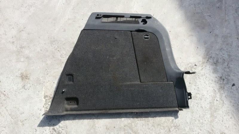 Обшивка багажника Volkswagen Tiguan 5N1 CAVA 2008 задняя правая
