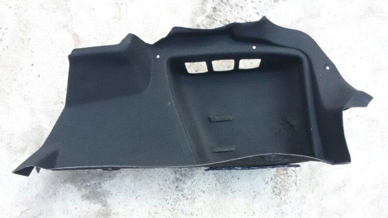 Обшивка багажника Peugeot 408 DV6CM 2015 задняя правая