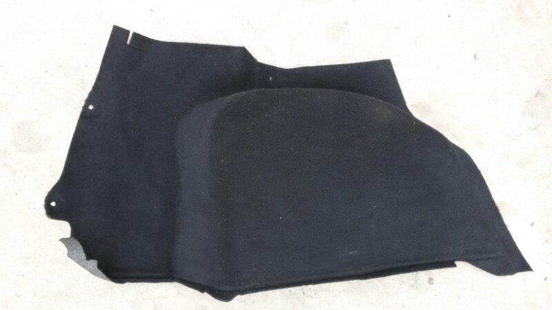 Обшивка багажника Ford Fusion CBK FXJA 2010 задняя левая