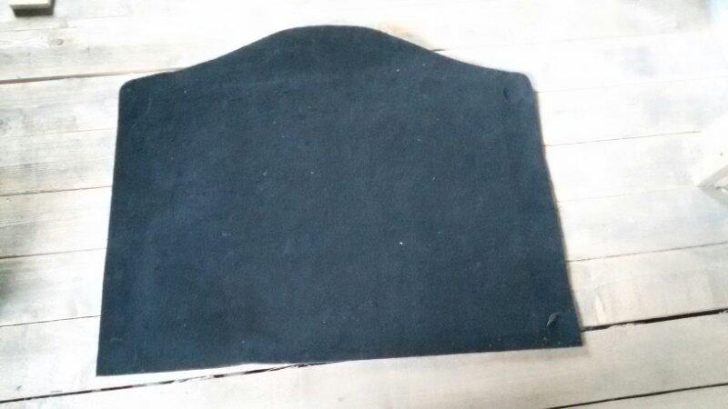 Обшивка багажника Ford C-Max C214 AODA 2005