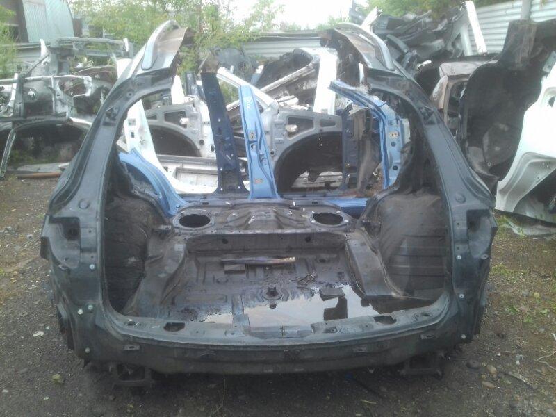 Панель кузова задняя Infiniti Fx50 S51 VK50VE 2010