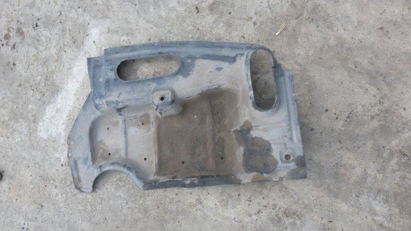 Защита двигателя Toyota Opa ZCT10 1ZZ-FE 2001 правая