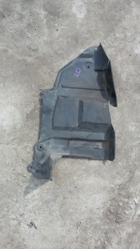 Защита двигателя Nissan Ad VFY11 QG15 2000 левая