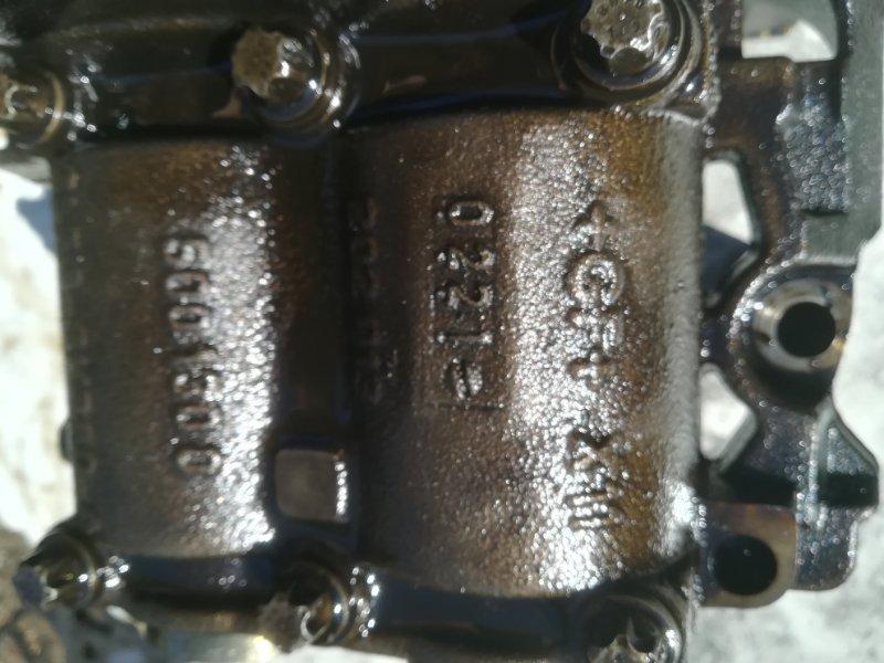 Балансирный вал Mazda Cx-7 ER3P L3-VDT