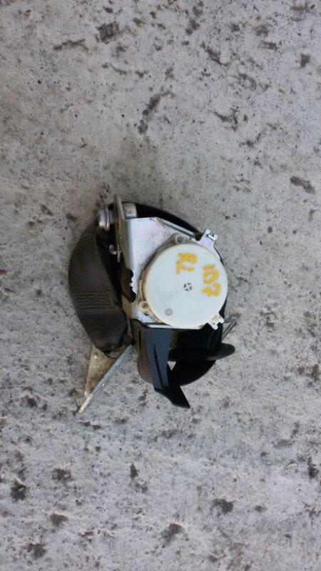 Ремень безопасности Volkswagen Tiguan 5N1 CAVA 2008 задний левый